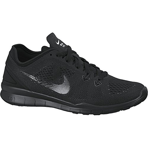 NIKE Women's Free 5.0 TR Fit 5 Training Shoe Black Size 8.5 M US