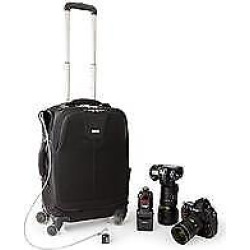 Airport Roller Derby Rolling Carry-On Camera Bag
