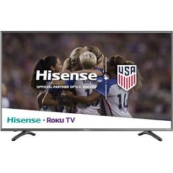Hisense 55″ 4K Ultra HD HDR Roku Smart TV with USB & 3 x HDMI – 55R7080E