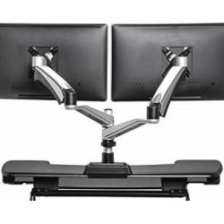 VARIDESK – Monitor Arm – Full-Motion Spring Dual – Monitor Arm