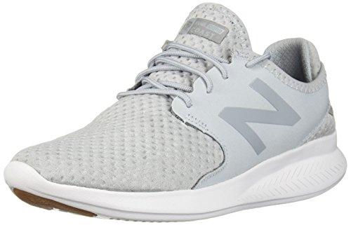 New Balance Women's Coast v3 Running-Shoes,light cyclone/silver,85 B US