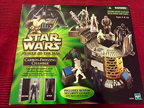 Star Wars: Power of the Jedi Carbon-Freezing Chamber