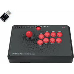MAYFLASH F500 Arcade FightStick and MAGICBOOTS Bundle for Playstation 4