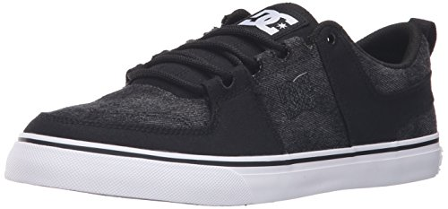 DC Lynx Vulc TX SE Unisex Shoe-M Skate, Washed Out Black, 4 M US