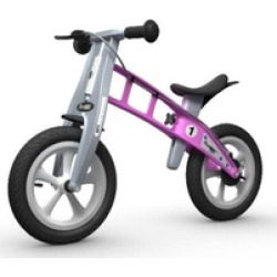 Firstbike L2005 Street Pink Bike With Brake And Air Tires