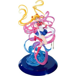 Sailor Moon Moon Crystal Power Make Up FiguartsZero Statue