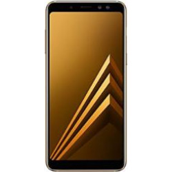 Samsung Galaxy A8 (2018) Factory Unlocked SM-A530F/DS DUAL SIM 64GB/4GB Ram, 5.6″ Screen, 16MP Rear Camera + Dual Frontal Camera 16MP+8MP, IP68, 4G LTE International Version No Warranty (Gold)