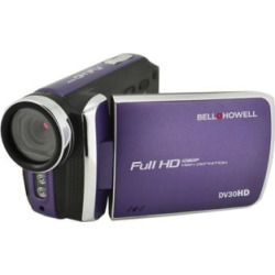 Bell + Howell Bell+Howell Fun Flix Camcorder, Color: Black