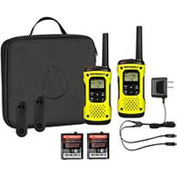 Motorola Talkabout T631 Two-Way Radio (2 pack)