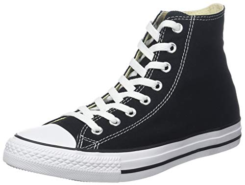 Converse Chuck Taylor All Star Seasonal Color Hi (10.5 D(M) US / 12.5 B(M) US / 44-45 EUR, Black/White)
