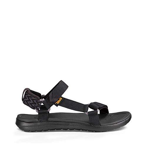 Teva Women's W Sanborn Universal Sandal, Black, 9 M US