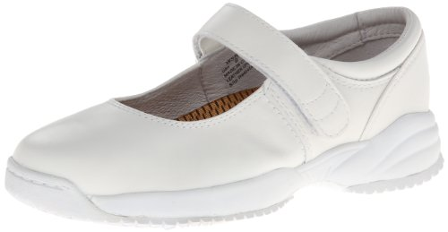 Propet Women's Tilda Work Shoe,White,7.5 M US