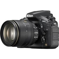 Nikon D810 FX-format Digital SLR Camera with 24-120mm f/4G ED VR Lens