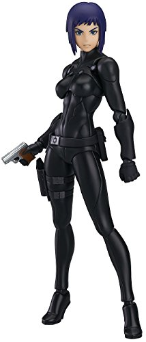 Max Factory Ghost in The Shell: Motoko Kusanagi New Movie Version Figma Action Figure