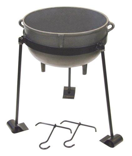 Bayou Classic Cast Iron 7-gallon Jambalaya Pot