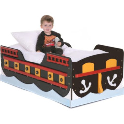 Pirate Ship Toddler Bed – PIRATE TBED