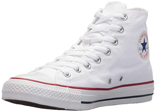 Converse Clothing & Apparel Chuck Taylor All Star High Top Sneaker, Optical White, M 11 / W 13