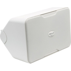Klipsch – 5-1/4″ Indoor/Outdoor Loudspeakers (Pair) – White