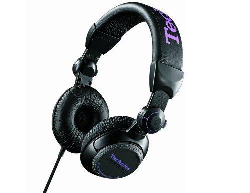 Technics RP-DJ1200E-K Black Professional DJ Headphones