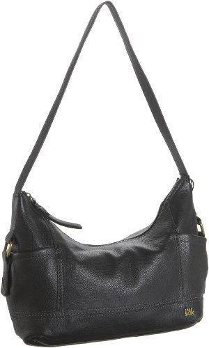 The Sak Kendra Hobo Shoulder Bag,Black,One Size