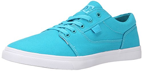 DC Women's Tonik W TX Skate Shoe, Royal Blue, 7.5 B US