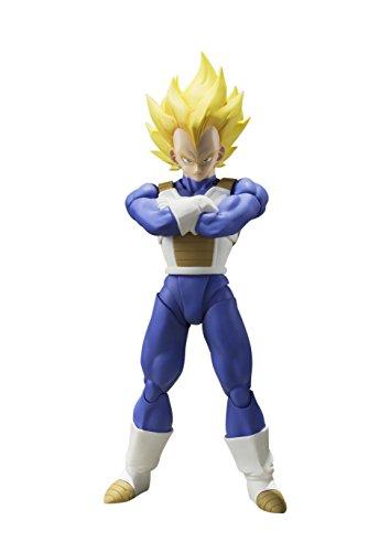 "Bandai Tamashii Nations S.H. Figuarts Super Saiyan Vegeta (Cell Saga) ""Dragon Ball Z"" Action Figure"