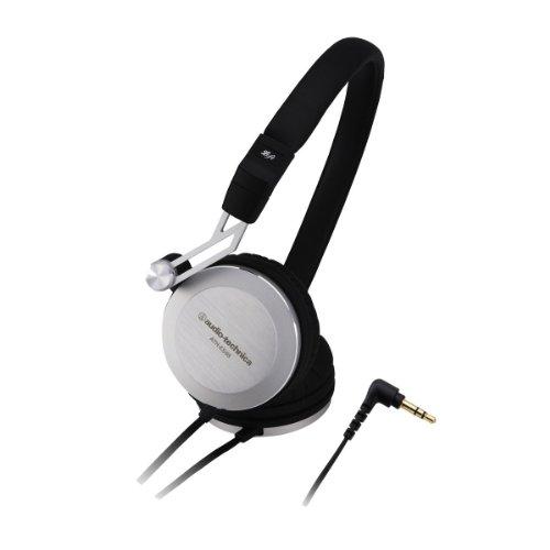 Audio Technica ATH-ES88 BK Black | Portable Headphones (Japan Import)