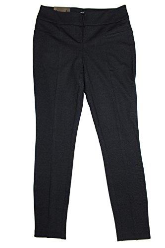 Hilary Radley Ladies' Ponte Pant (Deep Navy Combo, Medium)