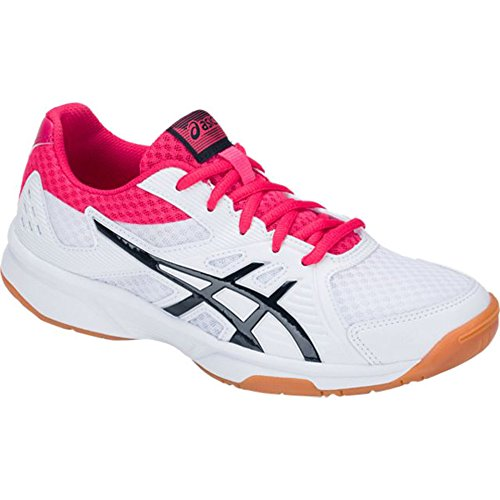 ASICS Women's Gel-Upcourt¿ 3 White/Pixel Pink 8 B US