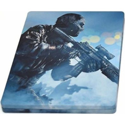 Sony Playstation 4 PS4 Call of Duty GHOSTS Video Game and Collectible Steelbook Case COD Hardened