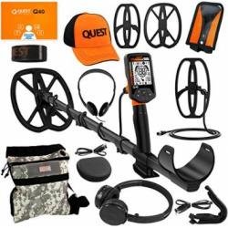 Quest Metal Detector Q40 Pack