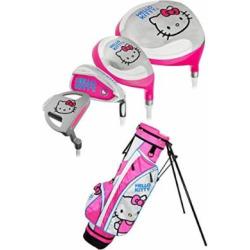 Hello Kitty Sports Girls Go! Junior Golf Set (9-12 Years)