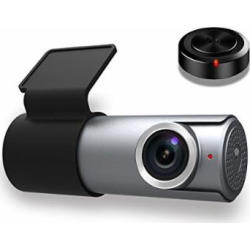 Goluk T1 Wifi FHD 1080P Mini Car Dash Cam Recorder, with 16G TF Card, Night Vision, Motion Detection, Parking Monitor