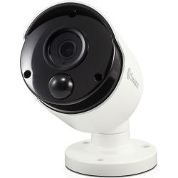 Swann Thermal Sensing PIR Security Camera: 5MP Super HD Bullet.