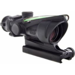 Trijicon ACOG TA31-CH-G Trijicon 4×32 Scope with Dual Illuminated Green Crosshair .223 Ballistic Reticle