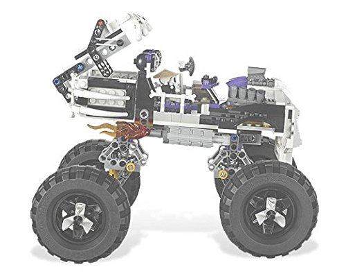 LEGO Ninjago Skull Truck 2506