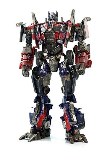 Transformer Wei Jiang M01-D Battle Damage Optimus Prime