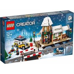 Lego Creator Winter Village Station -10259(902 pieces)