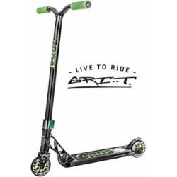 Grit Fluxx Pro Scooter (Black/Black Green)