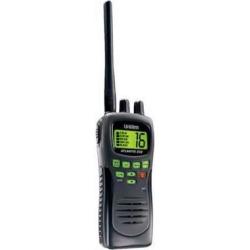 Uniden Atlantis 250BK Handheld Two-Way VHF Marine Radio