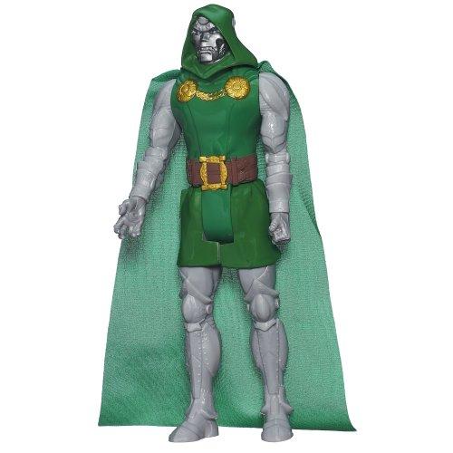 Marvel Avengers Titan Hero Series Doctor Doom Figure – 12 Inch