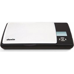 Doxie Flip – Cordless Flatbed Photo & Notebook Scanner w/Removable Lid