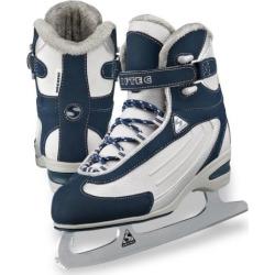 Jackson Ultima Women's Softec Classic ST2300 Recreational Ice Skates, Blue