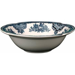 Johnson Brothers Old Britain Castles Blue Soup/Cereal Bowl 6″, 6″, Blue by Johnson Brothers