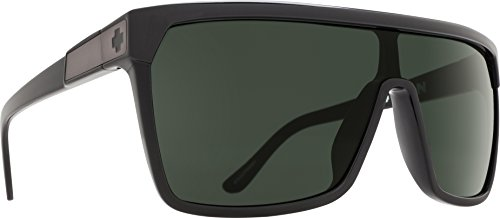 FLYNN BLACK/MATTE BLACK – HAPPY GRAY GREEN