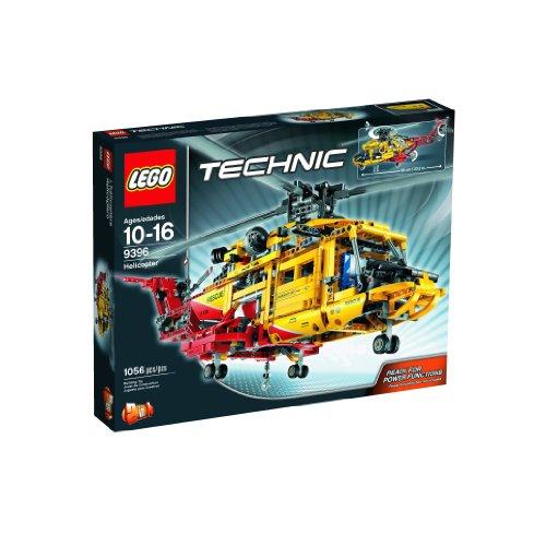 LEGO Technic Helicopter #9396