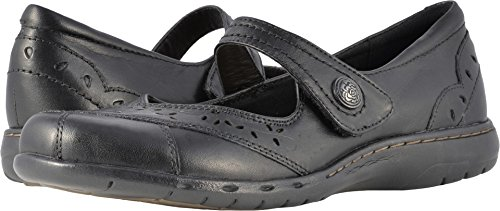 Rockport Cobb Hill Collection Women's Cobb Hill Petra Black 9.5 EE US EE – Extra Wide