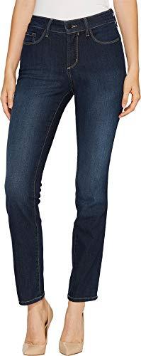 NYDJ Women's Alina Skinny Jeans, Hollywood Wash, 12