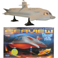 Voyage to the Bottom of the Sea Seaview Model Kit