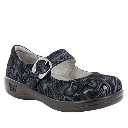 Alegria Kourtney Women's Slip On Shoe, Slickery, 37 M EU